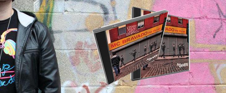 New Album Illy Ad by MC Bravado